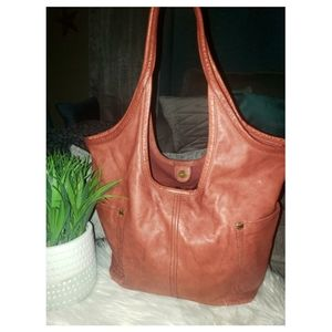 FRYE Campus Leather Handbag